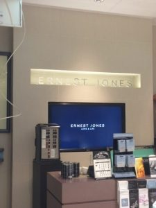 electrical installation Ernest-Jones