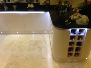 electrical kitchen installation
