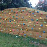 joinary Thornton-School-Climbing-Wall